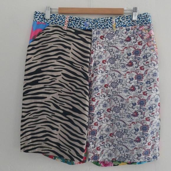 foul fashion Other - FOUL FASHION men multi print  shorts